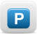 Icon of Car Park and link to Car Parks and Parking Spaces page