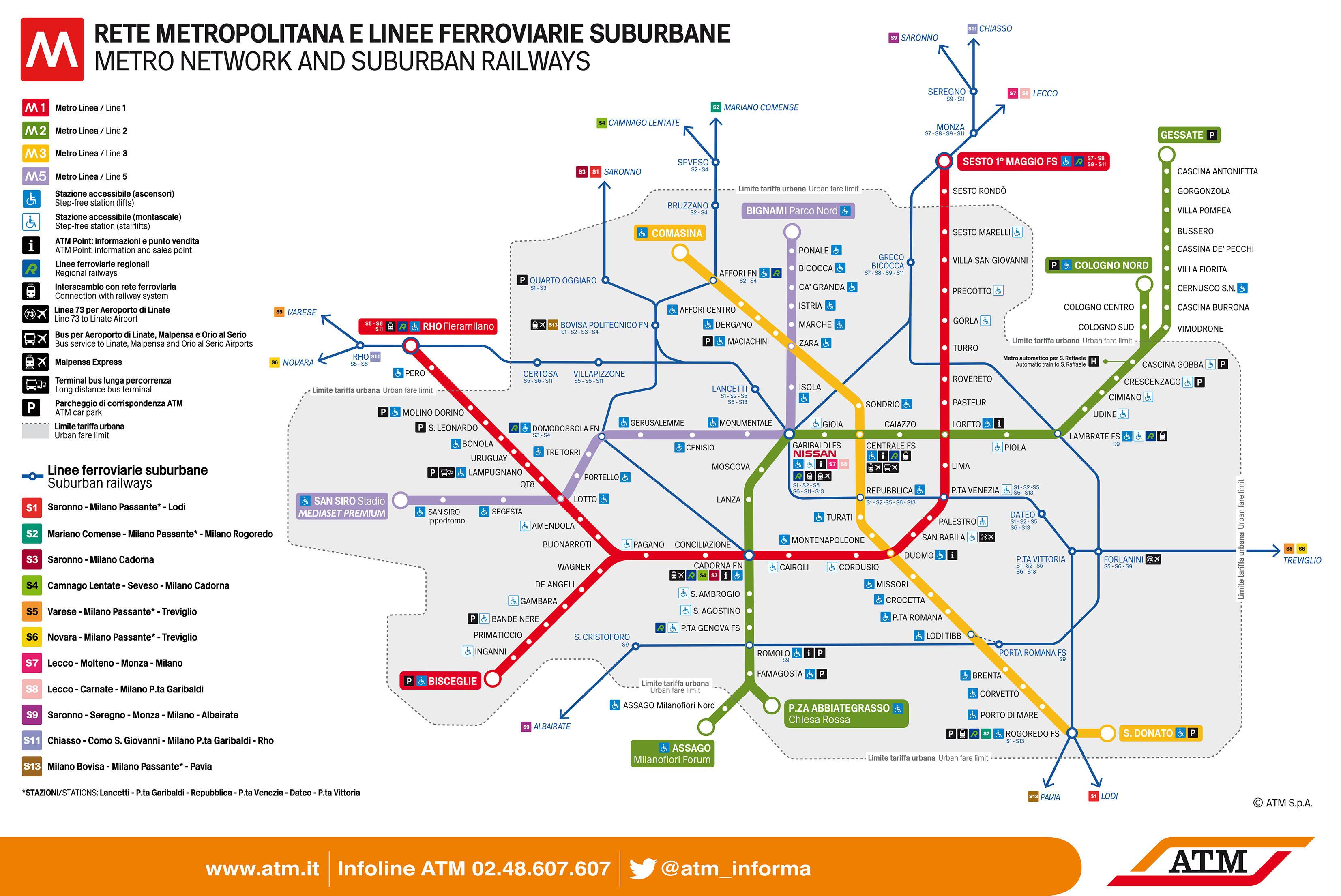 New metro line 4 in Milan? - Rick Steves Travel Forum