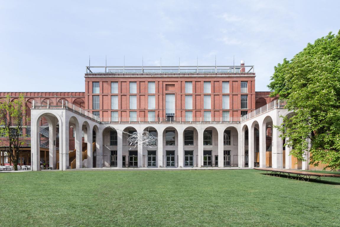 La triennale di milano atm azienda trasporti milanesi for Giardino triennale
